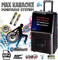 Sonken Max Karaoke Machine With Bluetooth