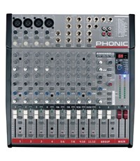 Phonic AM442D USB Mixer
