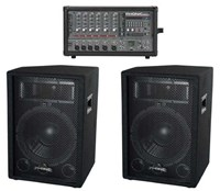 Phonic 620 PA System