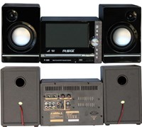 RSQ P-300 All In One HI FI Karaoke System