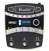 Digitech Vocalist Live Fx Vocal Processor