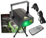 Mini Red & Green Laser Effect