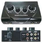 Home Audio Microphone Mixer