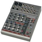 Phonic AM105FX 2 Mic, 4 Stereo Mixer
