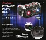 Precision Audio Dynamic Party Box
