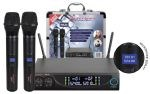 Precision Audio MIC88 Dual Wireless Mic System