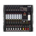 Italian Stage 8FXU 4 Channel Mixer With Bluetooth
