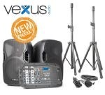 Vexus PSS302 Portable Sound System