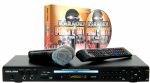 Vocal Star VS-800 CDG/Mp3+G/DVD Player + Recorder